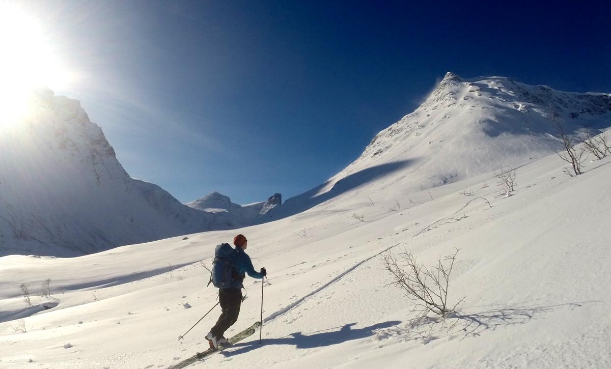 Nysnø til Romsdalsvinter
