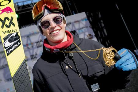Øystein Bråten tok X Games-gull i slopestyle