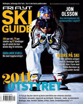 AKTUELL: Du kan lese mer om Olssons OL-ambisjoner i den nye Fri Flyt Skiguide.