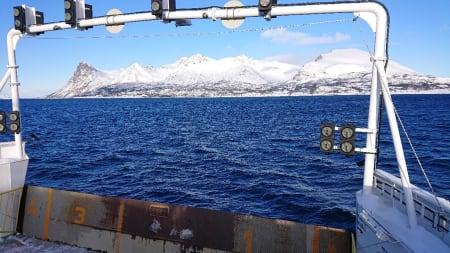 Omkom etter skred på Grytøya