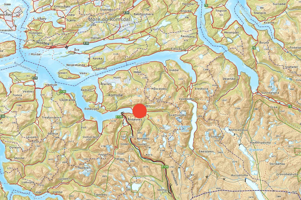Omkom i snøskredet i Isfjorden