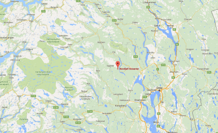 ULYKKE: En mann omkom i Norefjell Skisenter. Foto: Google Maps