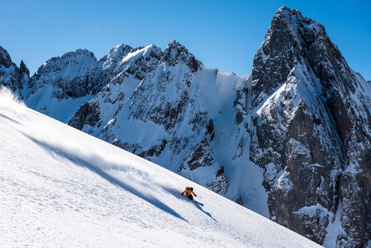 På Alpe-turne med Stian Hagen