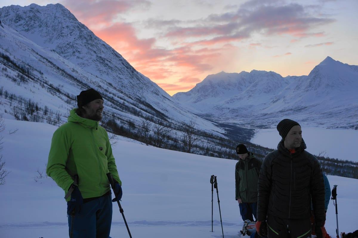 Markus Landrø og Jimmy Halvardsson – Foto: Kjetil M. Samuelsen
