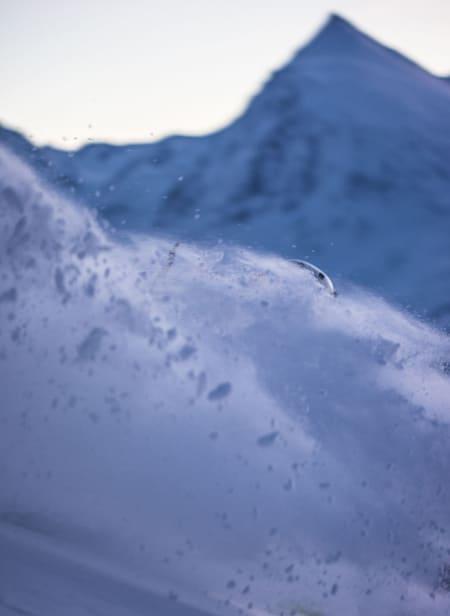 Knakende bra skiføre! – Foto: Ptor Spricenieks