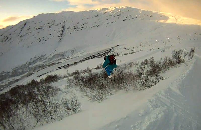 REKORDHELG: Endelig kom snøen til Røldal! Pudderfestival og rekordomsetning er fasit etter åpningshelga i Røldal skisenter.