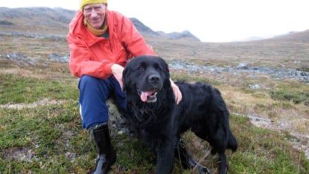 HEISBYGGER: Olav Thon er mest kjent som eiendomsmagnat og DNT-klippe. Nå skal han bygge heis på Flå – hvis planene blir godkjent. Foto: Privat