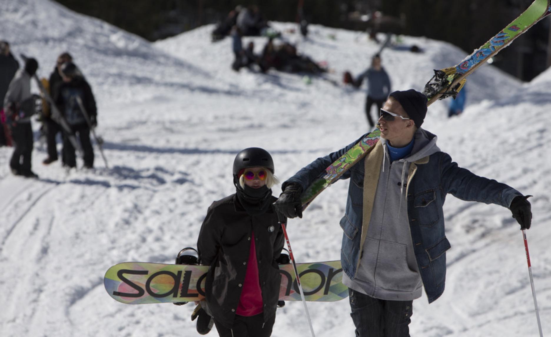 PODKAST: Hvorfor stenger skisenterne når det er snø igjen?