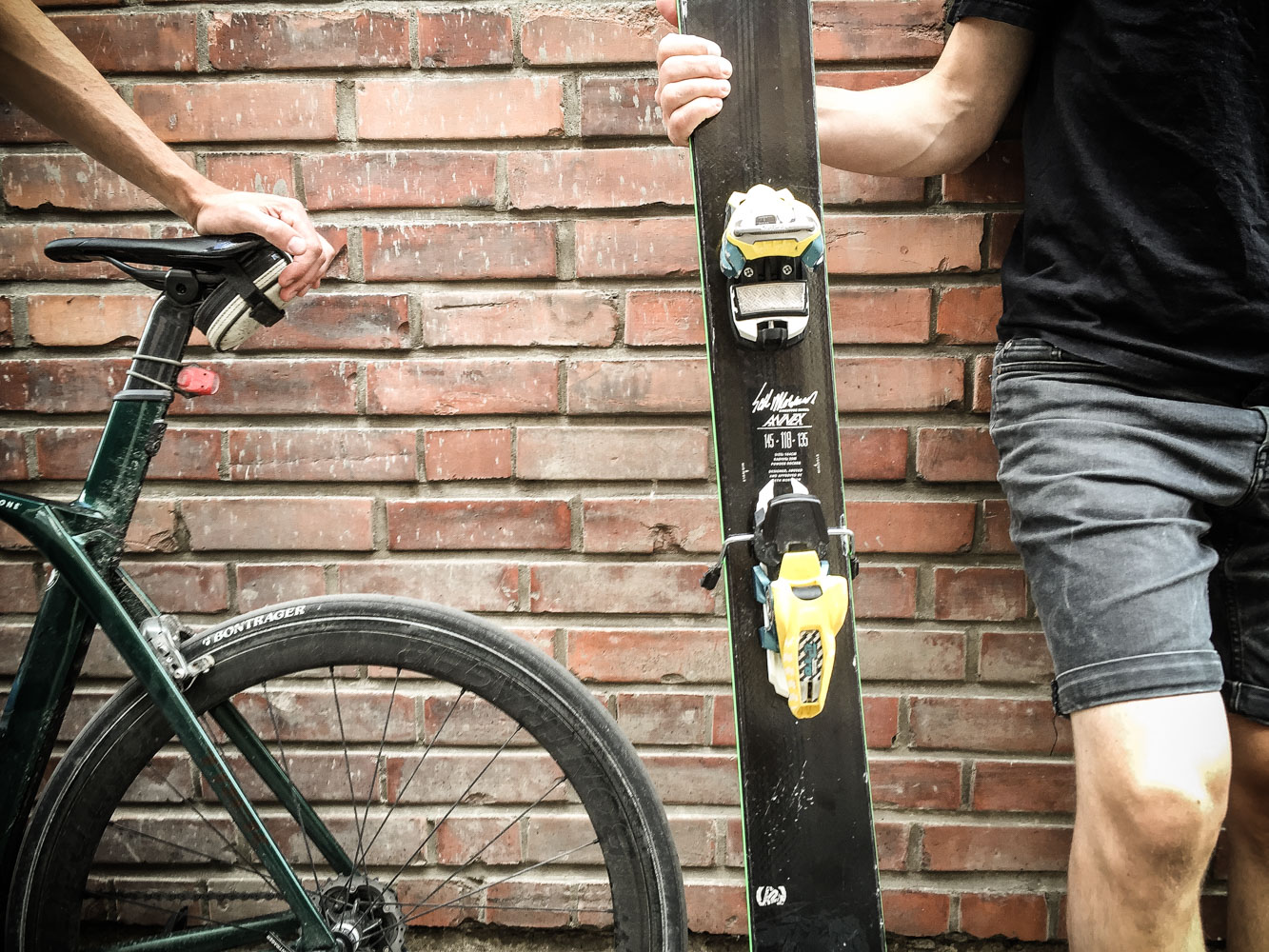 PODKAST: Skikjøreren vs. Syklisten