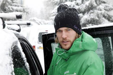 Alexander Kristensen. Foto: Eivind Holmboe