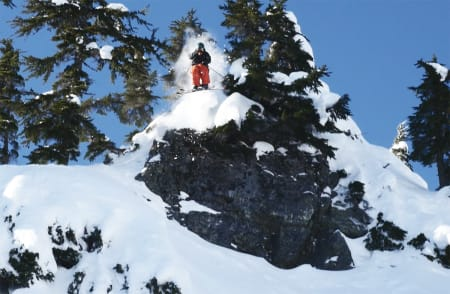 Alpental-local Andy DeVore