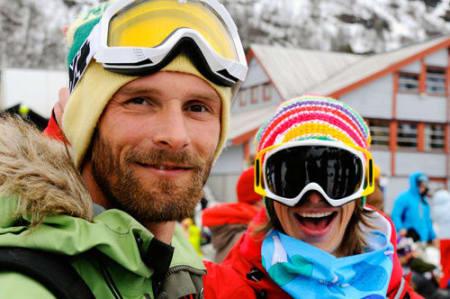 Luringene John Håvard Grøgaard og Åsmund Thorsen har skumle planer for morgendagen. Foto: Vegard Breie