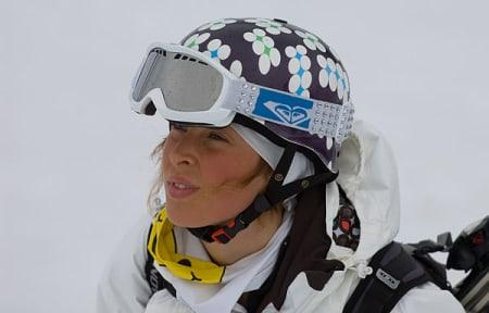 Svenske Rebecka Eriksson har vist de norske jentene hvor landet ligger. Hun leder cupen og gjorde en solid innsats under dagens kvalifisering.