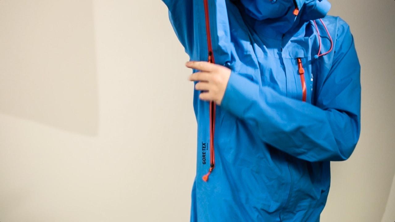 HØYAKTIVITETSVENNLIG: AS Rando har gigantiske luftelommer som slipper ut dampen når kroppsvarmen vil ut. Bilde: Christian Nerdrum