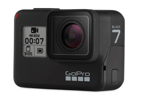 HERO 7: Ny modell fra Gopro, med nytt stabiliseringssystem.