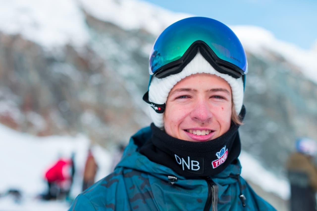 Får sjansen: Sebastian Schjerve fra Namsos.