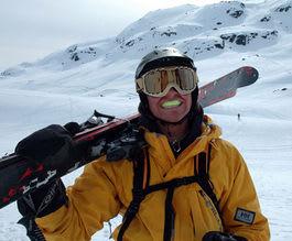 SAUDAKONGEN: Dennis Risvoll, Mr. Baklengssalto. Foto: Anders Ekkje Slettebø