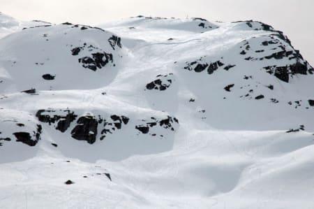 Finaleområdet, Varanuten. Foto: Anders E. Slettebø