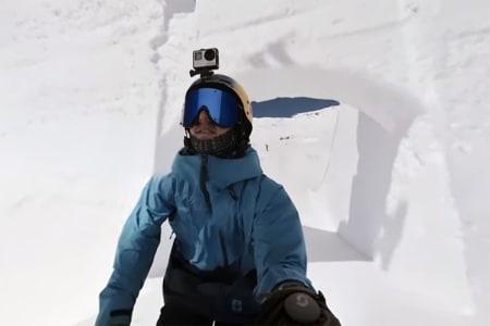VR: Nå kan du se første smakebit fra VR-filmingen til GoPro. Foto: Skjermdump
