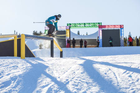 Se Dew Tour-coursen