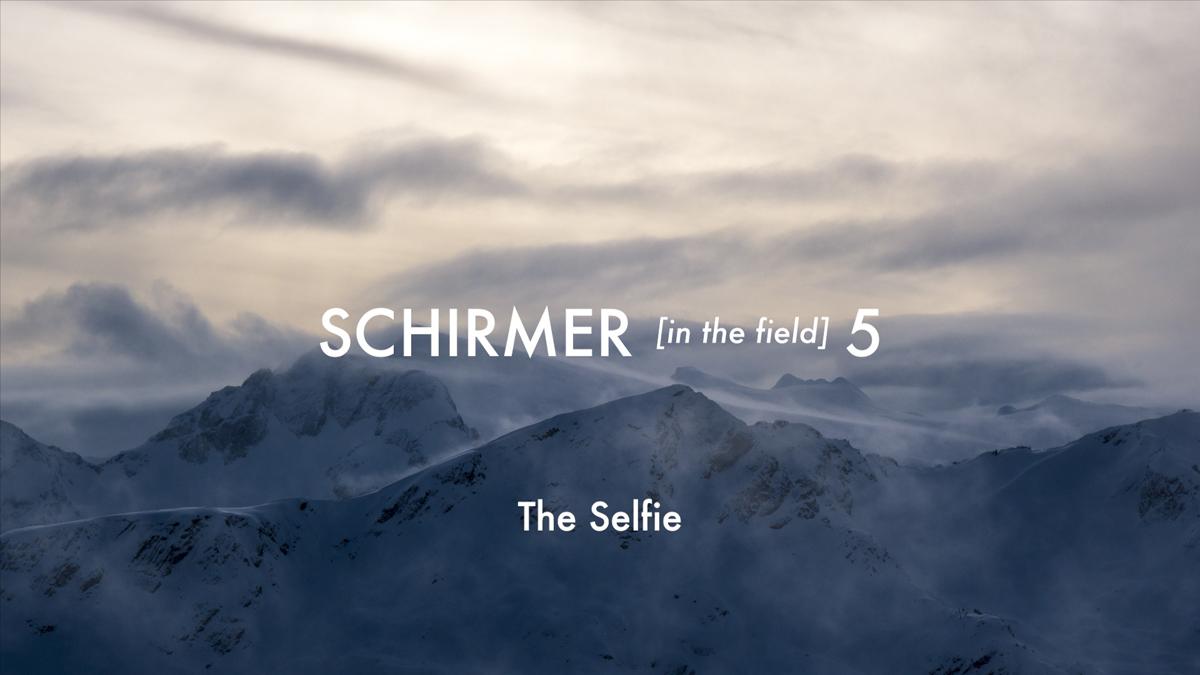 Selfies med Schirmer