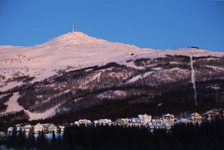 Narvik. Bilde: Frode Sandbech