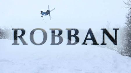 ROBBAN: Tidligere råskalle i park og nå råskalle overalt. Robert leverer godt på skifronten. Foto: Vegard Breie.