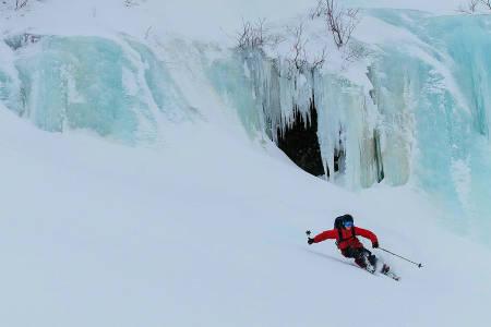 TOPPTUR: Det blir kunnskapsformidling om ferdsel i fjellet på Vatnahalsen. Foto: Chris Baldry