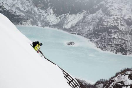 Ski + tog = sant