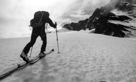 Skiføre i Narvik