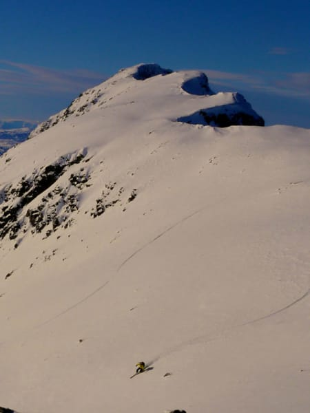 Steindalsnosi. Foto: Jørn Erik Toppe