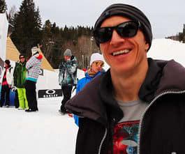 SKI(T)PRAT: Terje Håkonsen om ski.