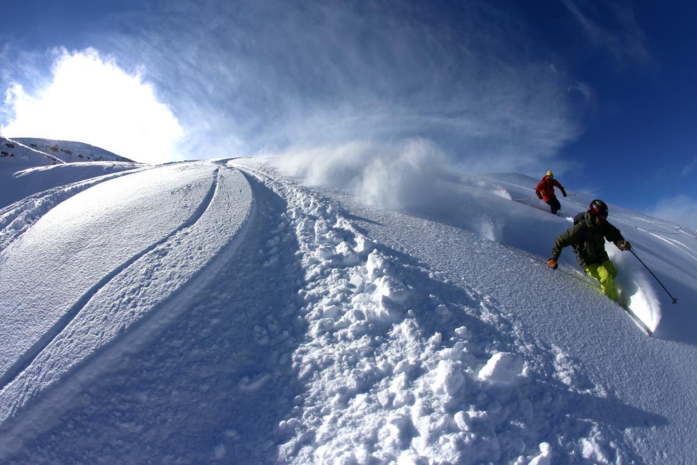 Skitesterne