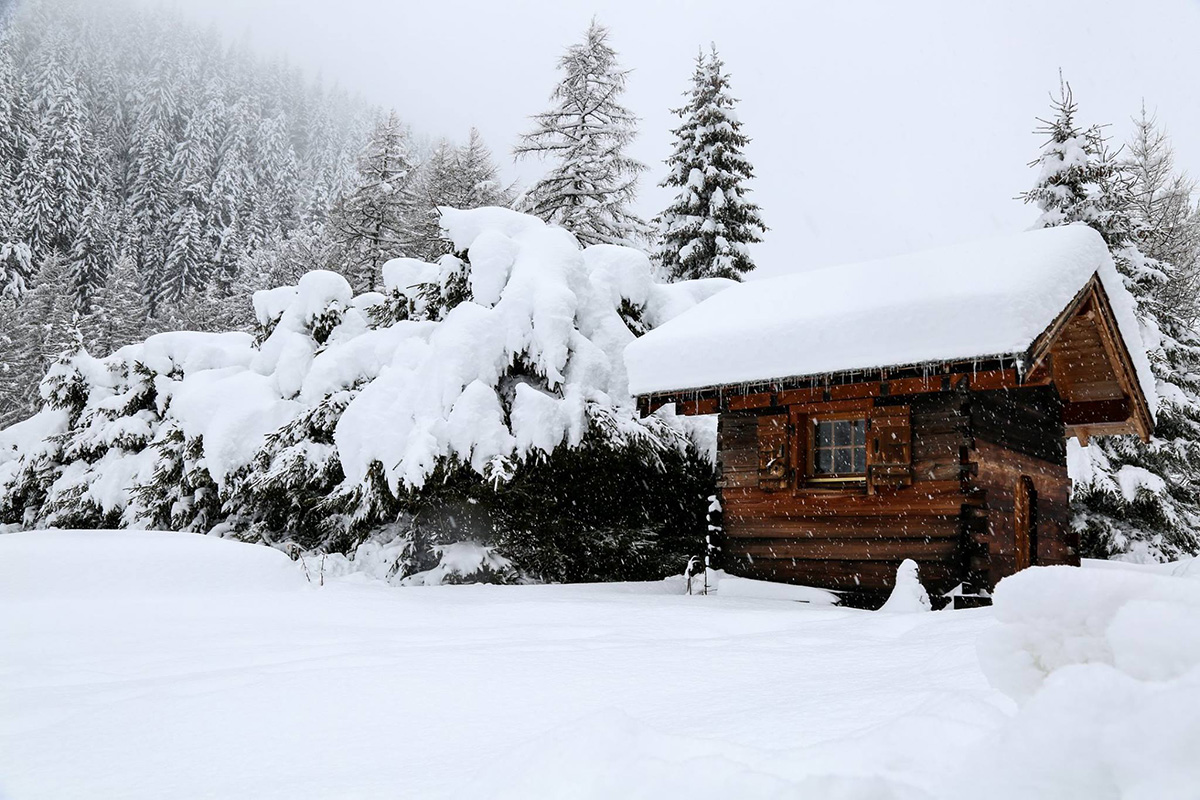 LAVER NED: Slik ser det ut i Chamonix nå. Foto: Chamonix, Mont Blanc
