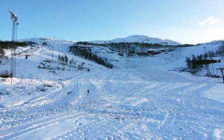 Snøfest i norske skianlegg