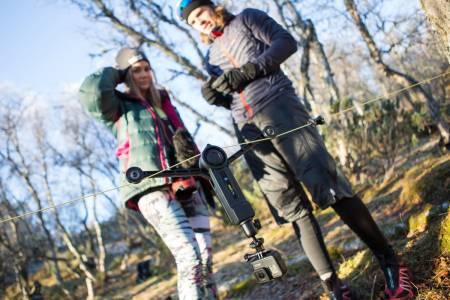 KABELKAMERA: I 2018 solgte Wiralcam kameraer for over fire millioner kroner. Foto: Tore Meirik