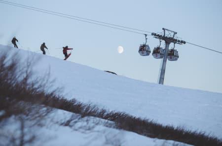 Sommerski i Narvik