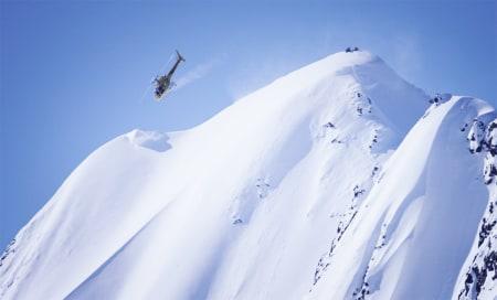 ALASKA: Det er ikke mye å utsette på fjellene i USAs største og nordligste stat.