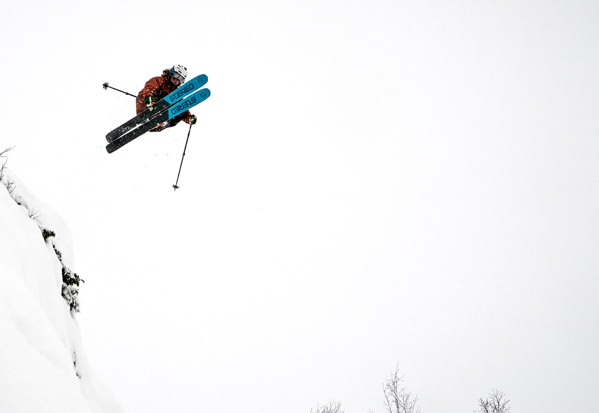 HENTER INN KAPITAL: Stereo skis skal hente inn 2,5 millioner kroner gjennom folkefinansiering i november. Målet er å øke både produksjon og ansatte i det norske skimerket, som produseres i Sverige.