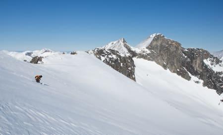 MYE PÅ TUR? Skrive fem månedlige blogginnlegg i vinter, og du kan vinne et stipend på 5000 kroner. Foto: Tore Meirik