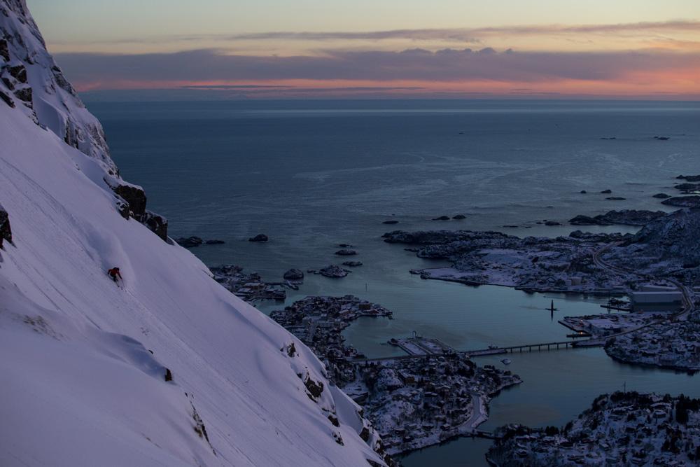 Stjernegalleri i Lofoten