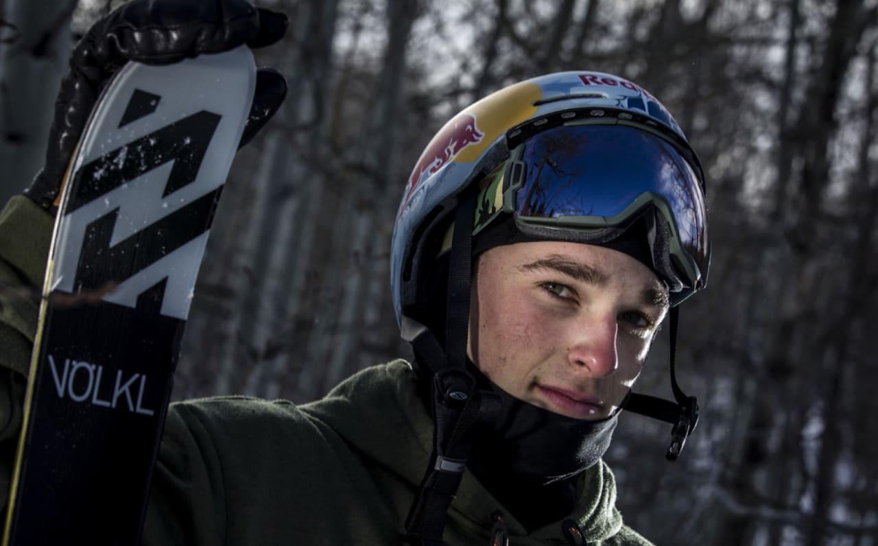 TOPPA LAG: Nick Goepper er blant de mange gode navna som er bekreftet til Open Klasse. Foto: Red Bull