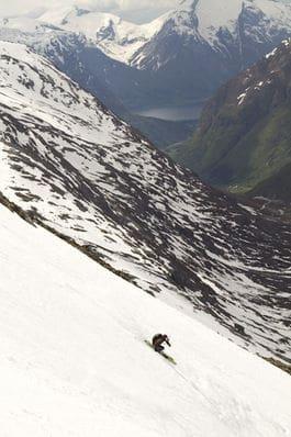 BILLIG SESONGKORT: Gjør som Espen Sollien og ta turen til Stryn til sommeren. Foto: HPH
