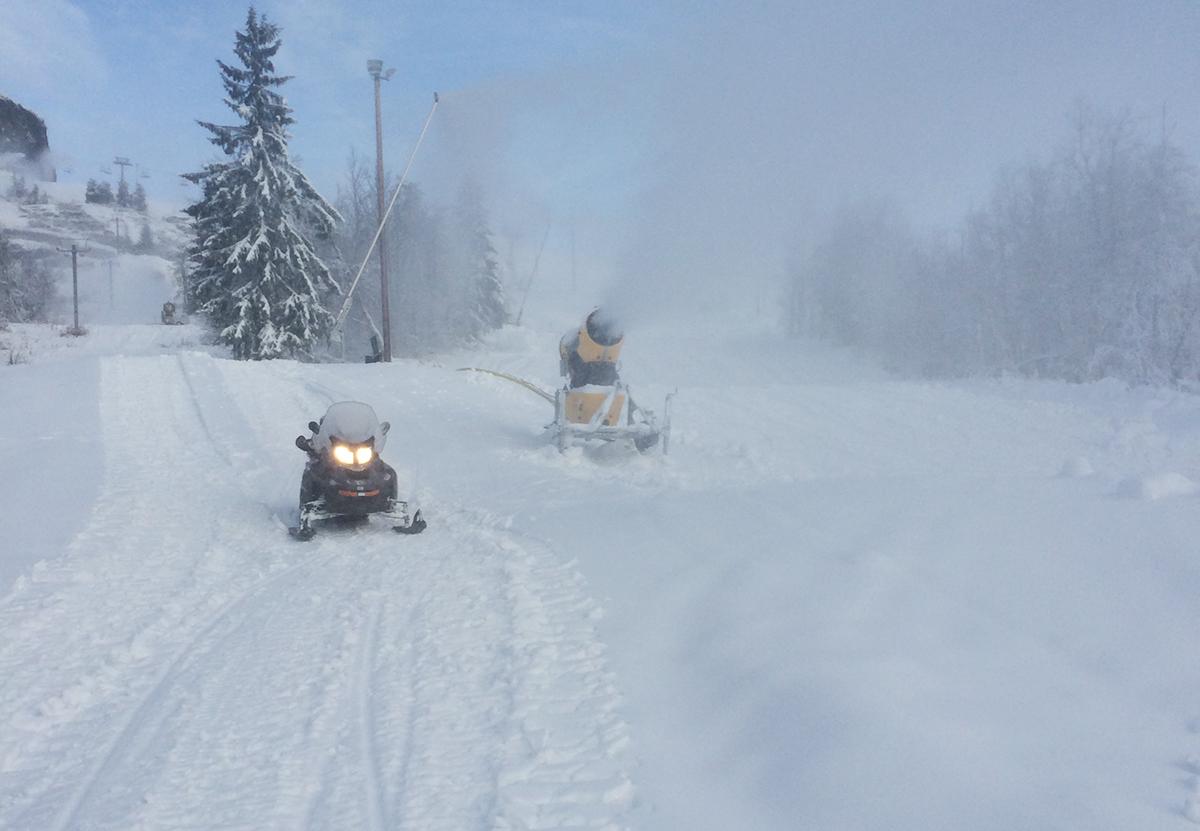 Syv skianlegg sesongåpner i helga