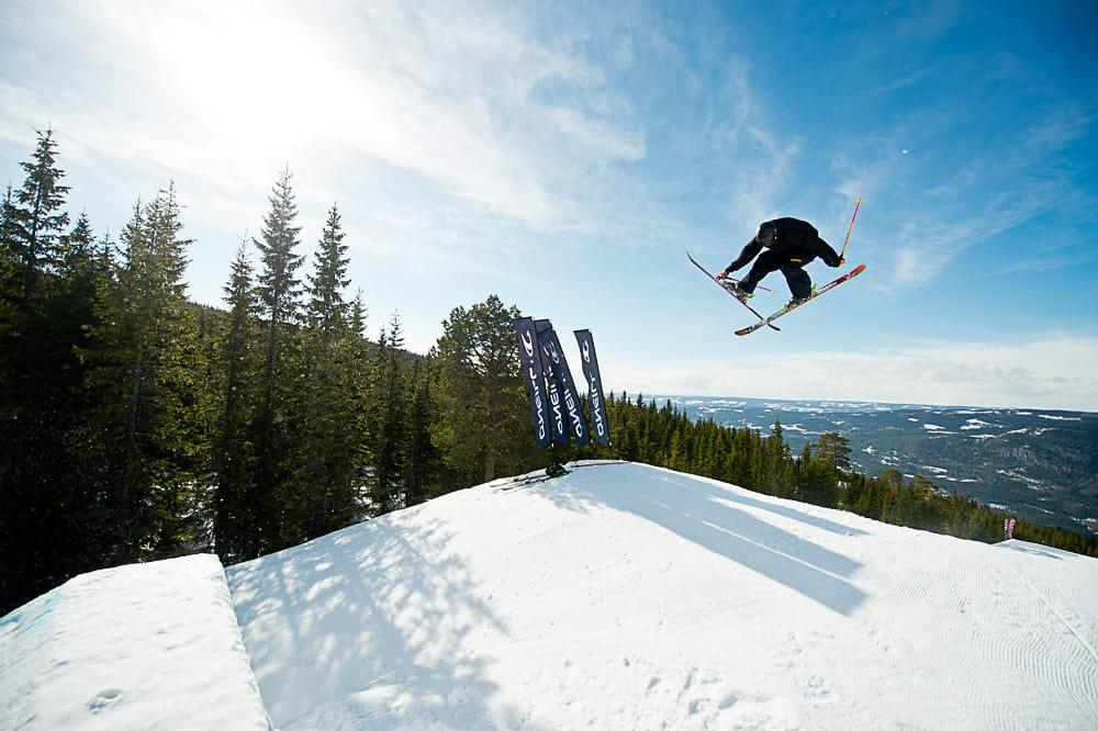 MEGAPARK 2015: Norges største og beste terrengparkfestival går av stabelen i Hafjell fra 19. til 22. mars. Foto: Vegard Breie