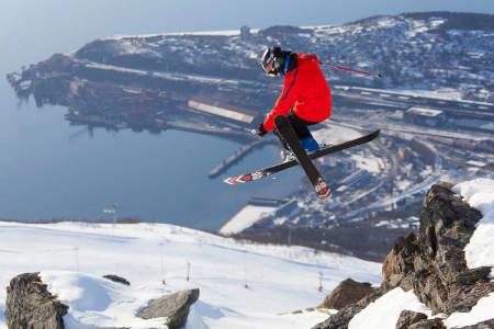 HISTORISK: Mye rart har skjedd i Narvik opp gjennom historien, men aldri før har det vært frikjøringskonkurranse der. Det blir det endring på nå! Foto: Jan Arne Pettersen