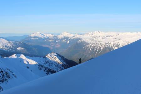 Tidlig start for å komme seg på ski