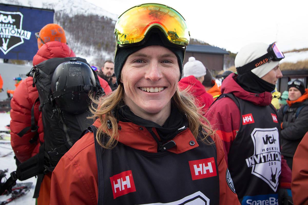 VANT: Robert Ruud vant NM. Her fra Vågå tidligere i vinter. Foto: Anders Holtet