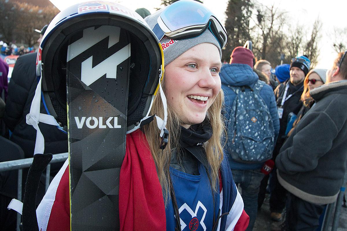 Tiril tørket tårene etter dobbelt norsk