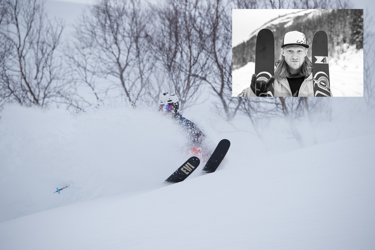 Trygg & kompanis nye ski